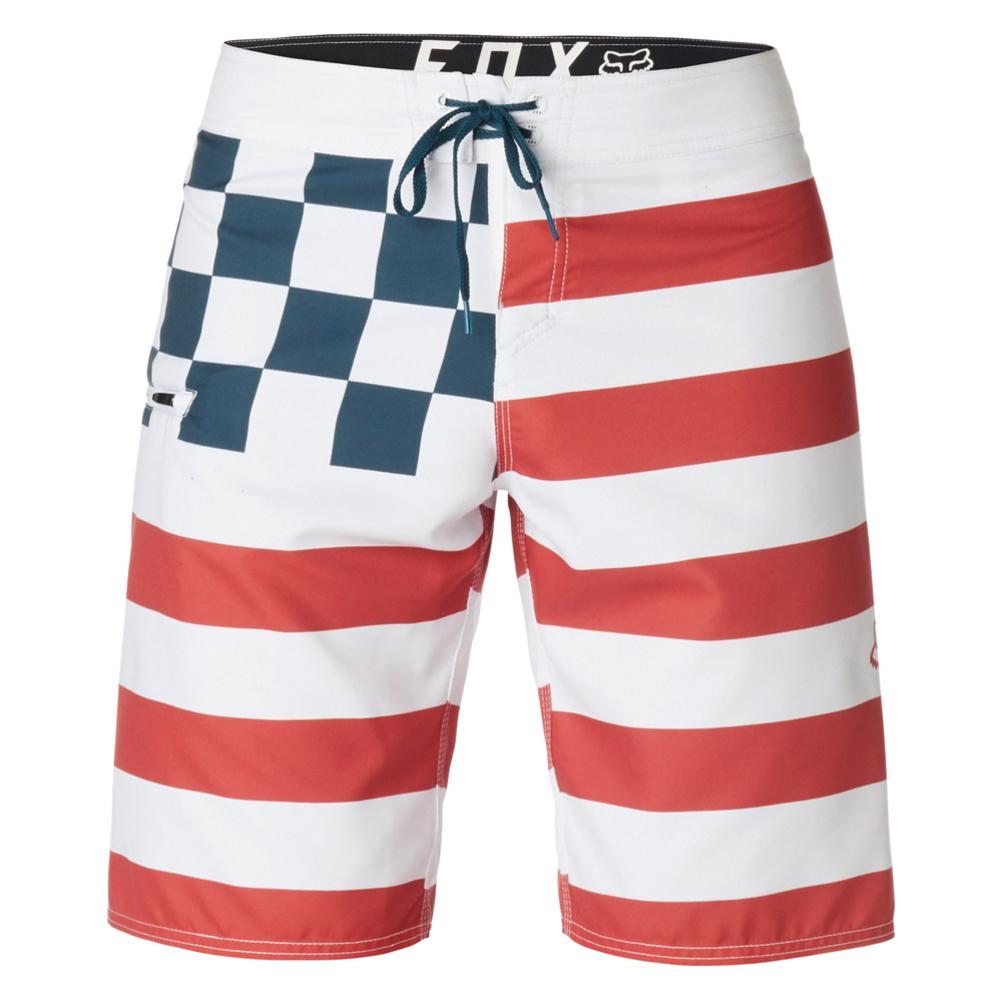 Fox Patriot Mens Board Shorts