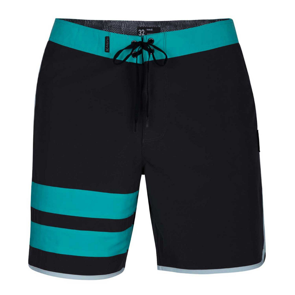 Hurley Phantom Block Party Solid Mens Board Shorts