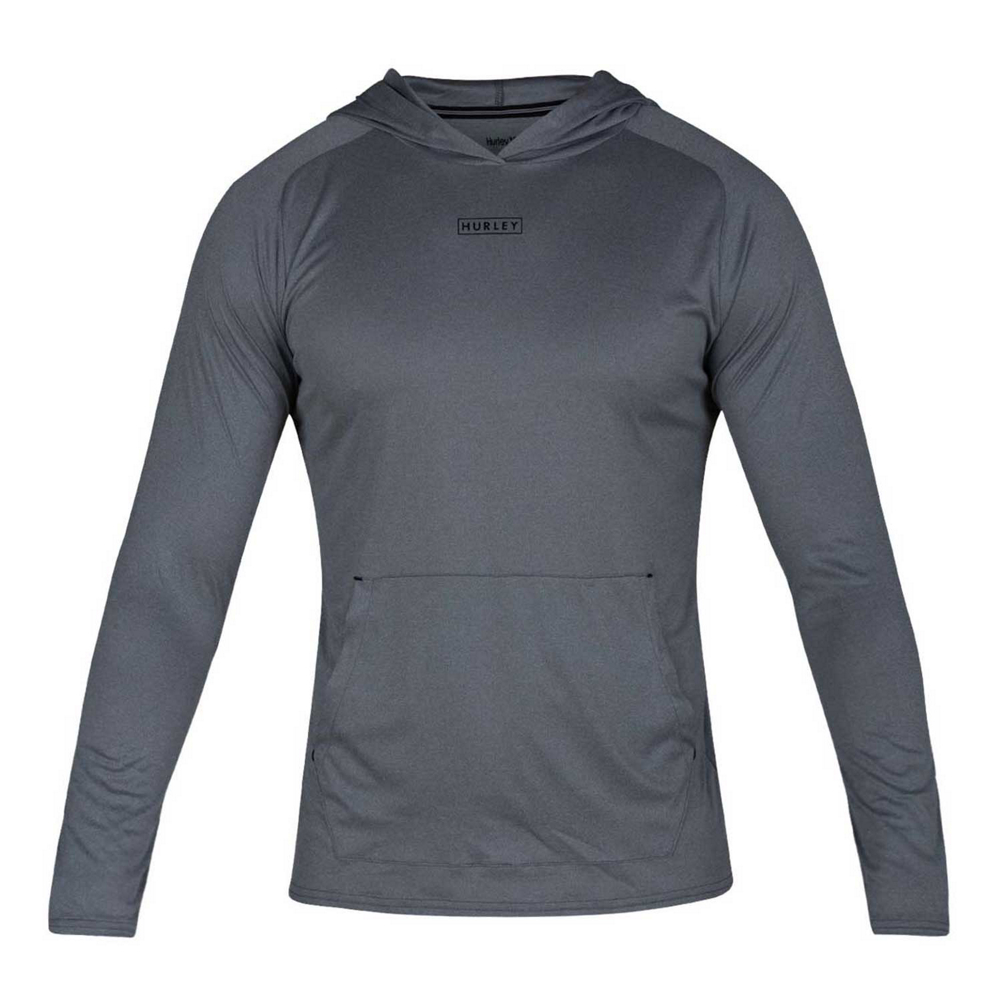 Hurley Quick Dry Long Sleeve Mens Rash Guard