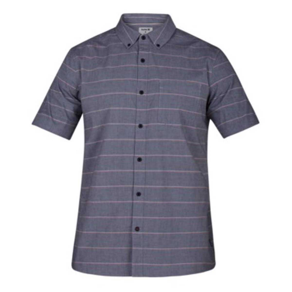 Hurley Keanu Stripe Mens Shirt