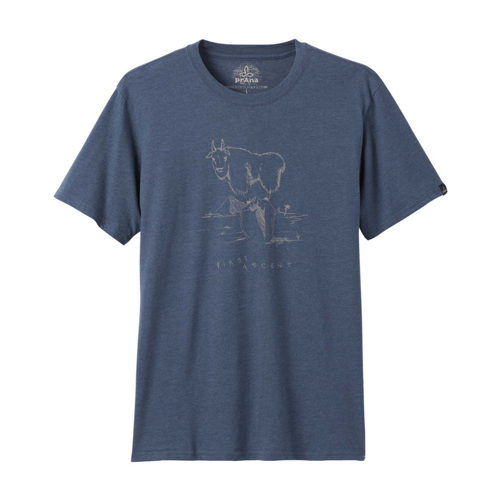 Prana Flatrock Mens T-Shirt