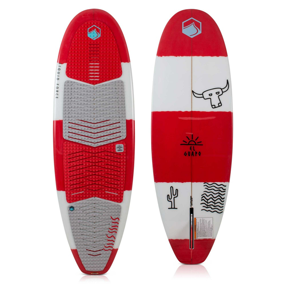 Liquid Force El Guapo Wakesurfer 2019