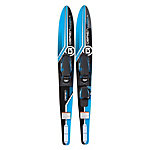 O'Brien Celebrity Junior Combo Water Skis With Jr. X-7 Adjustable class=