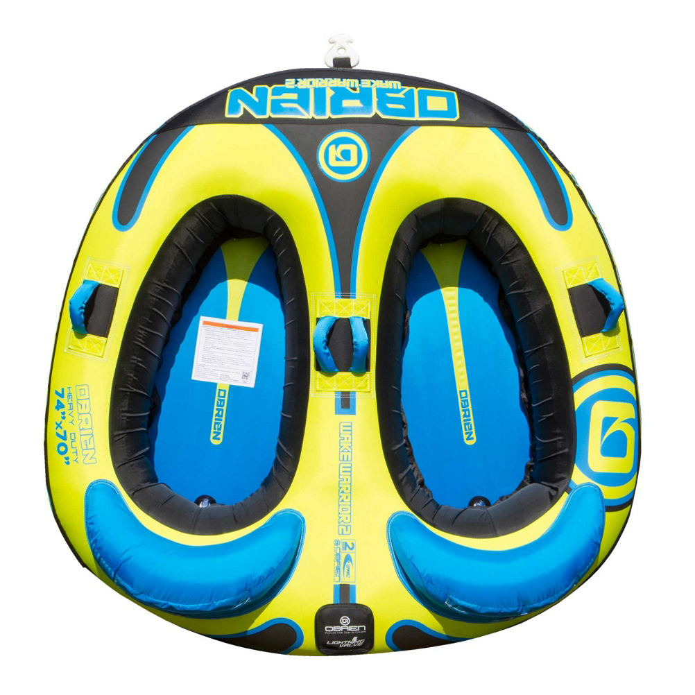 O'Brien Wake Warrior 2 Towable Tube 2019
