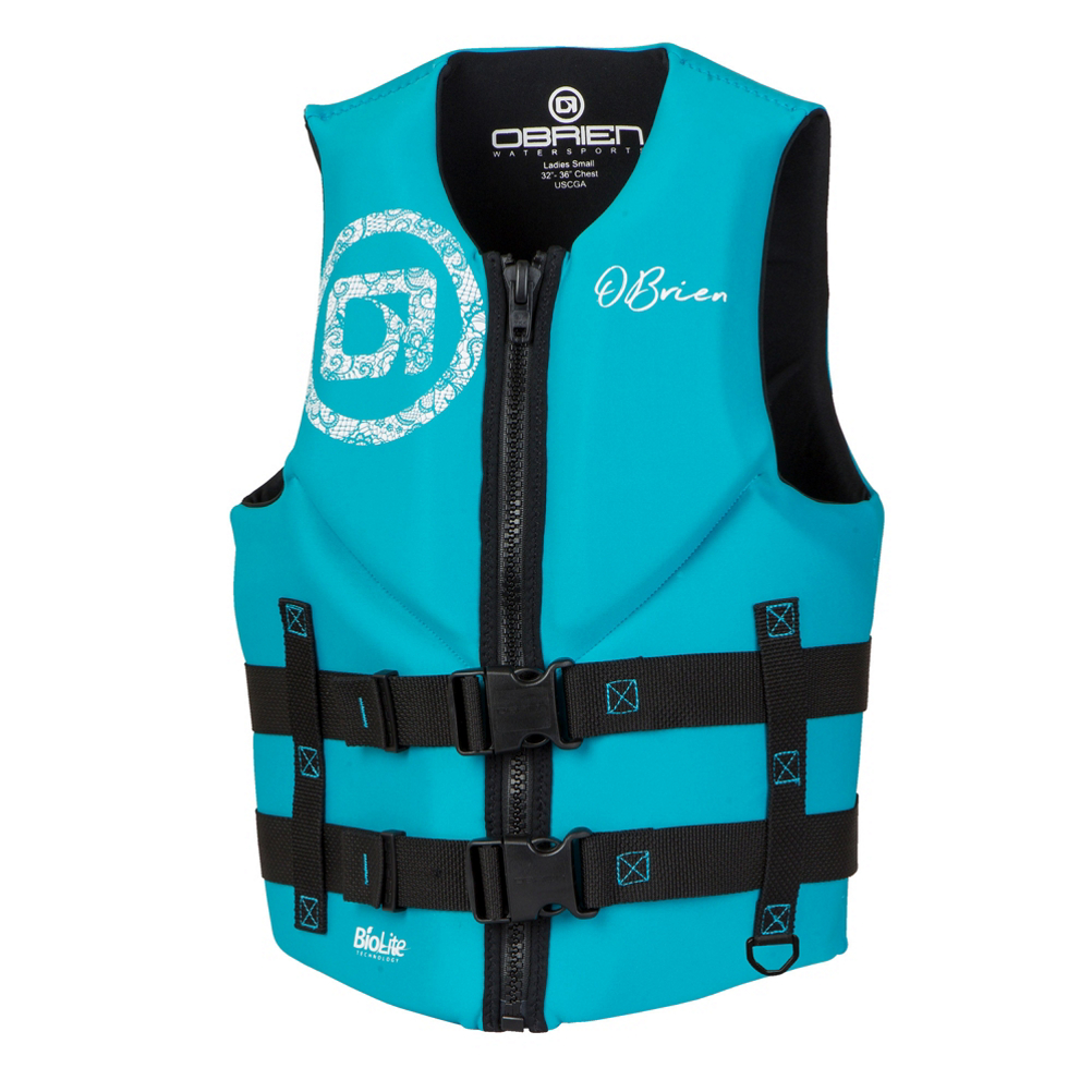 O'Brien Traditional Neoprene Womens Life Vest 2019