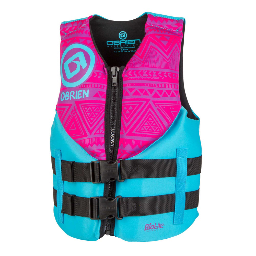 O'Brien Girls Neo Teen Life Vest 2019
