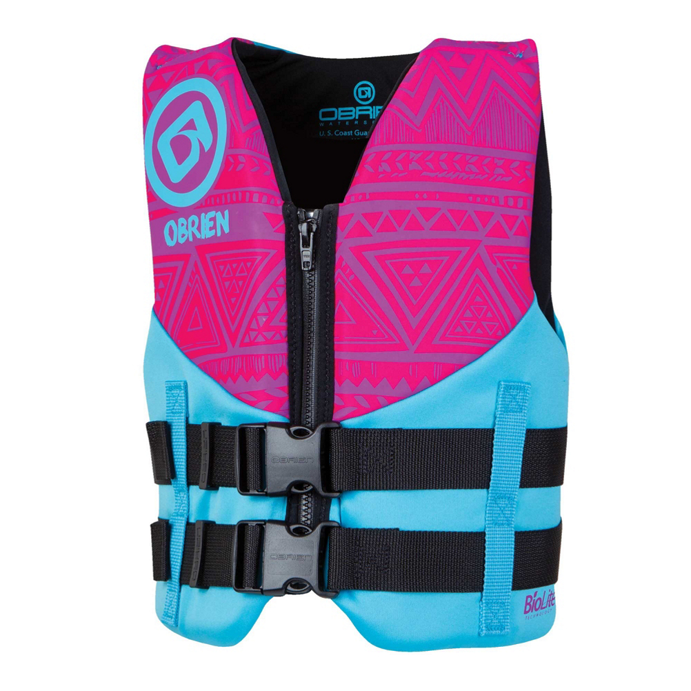 O'Brien Youth Neo Junior Life Vest 2019