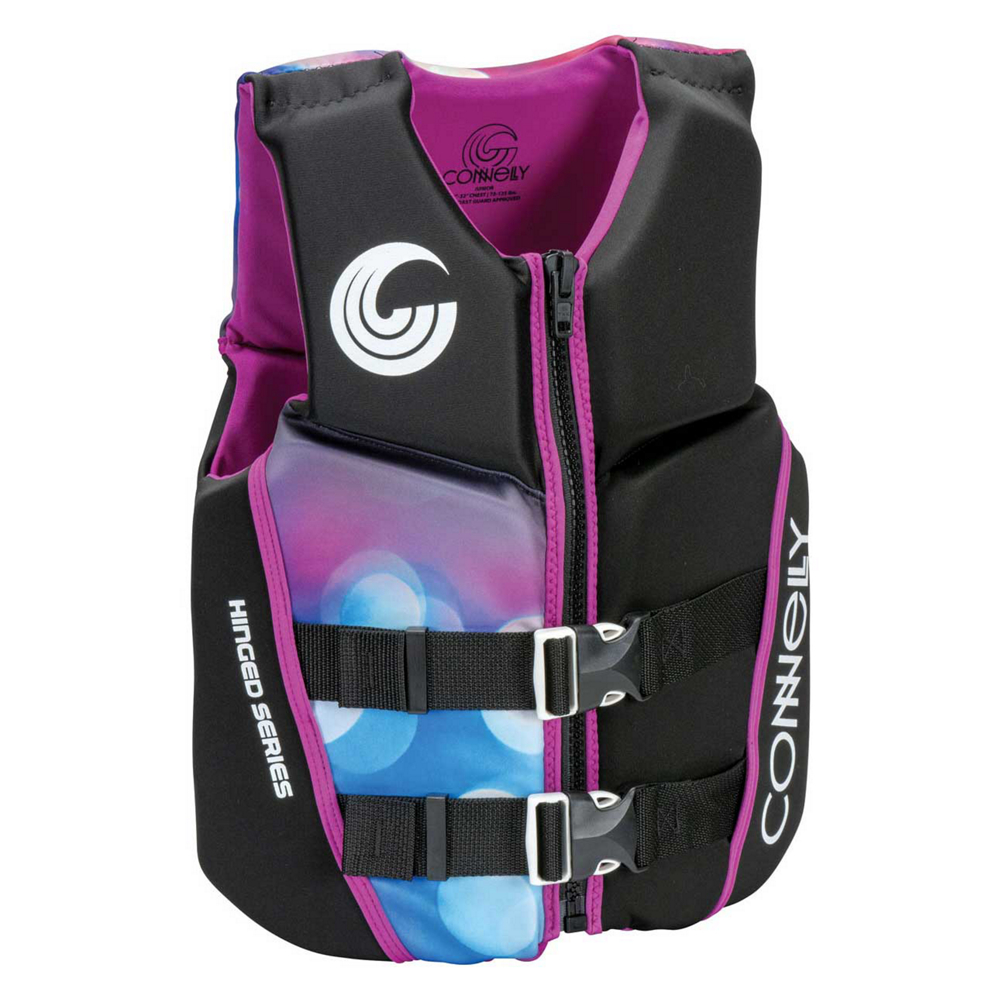 Connelly Classic Neoprene Girls Teen Life Vest 2019