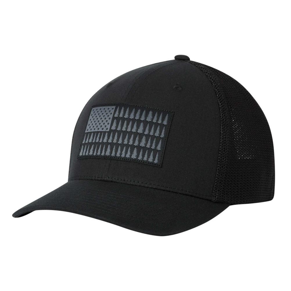 Columbia Mesh Tree Flag Hat 2020