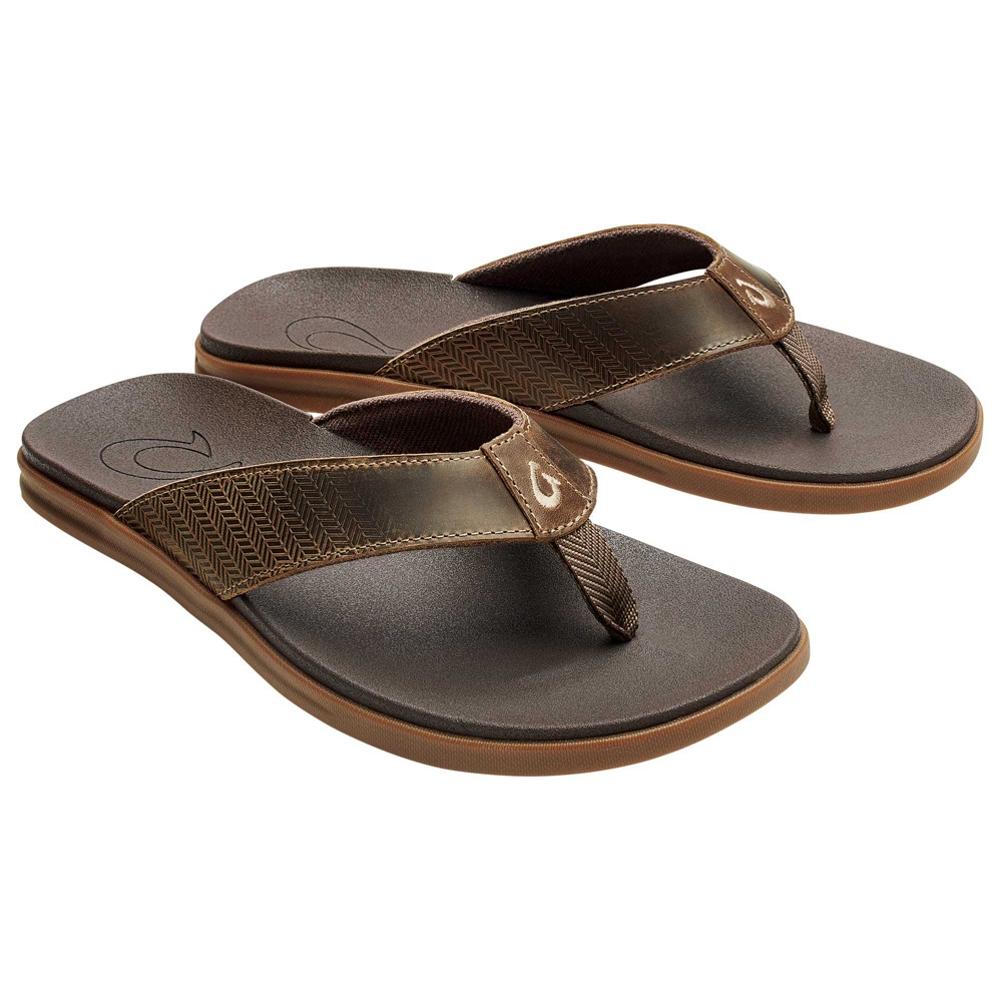 OluKai Alania Mens Flip Flops