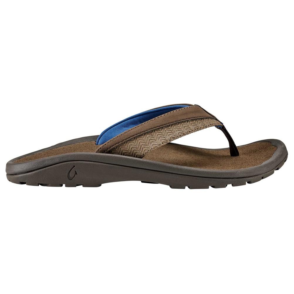 OluKai 'Ohana Koa Mens Flip Flops