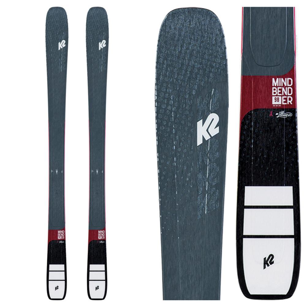 K2 Mindbender 98Ti Alliance Womens Skis 2020
