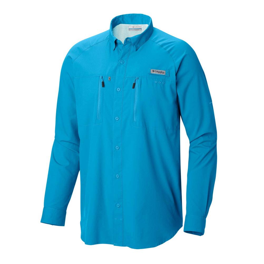 Columbia Terminal Tackle Long Sleeve Woven Mens Shirt