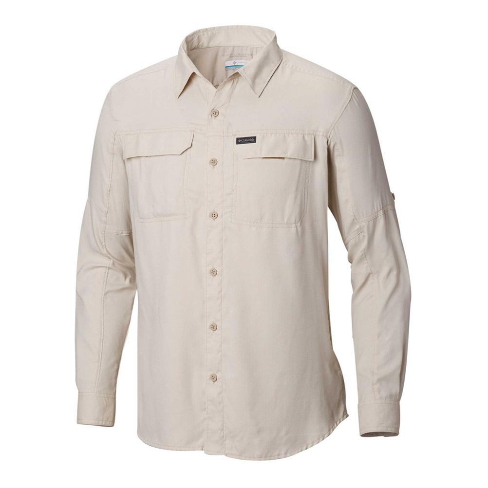 Columbia Silver Ridge 2.0 Plaid Long Sleeve Mens Shirt