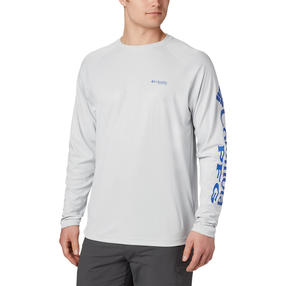 Columbia Terminal Deflector Long Sleeve Mens Shirt