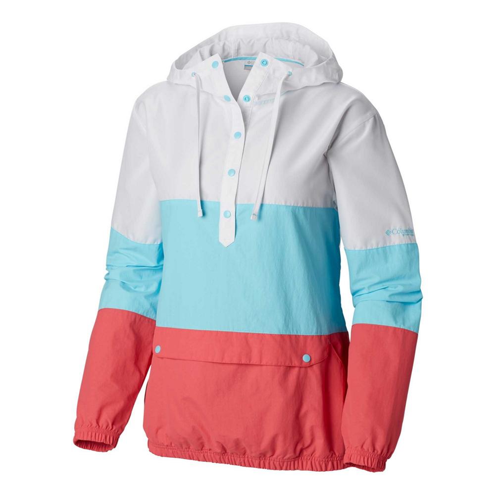 Columbia Harborside Windbreaker Womens Jacket