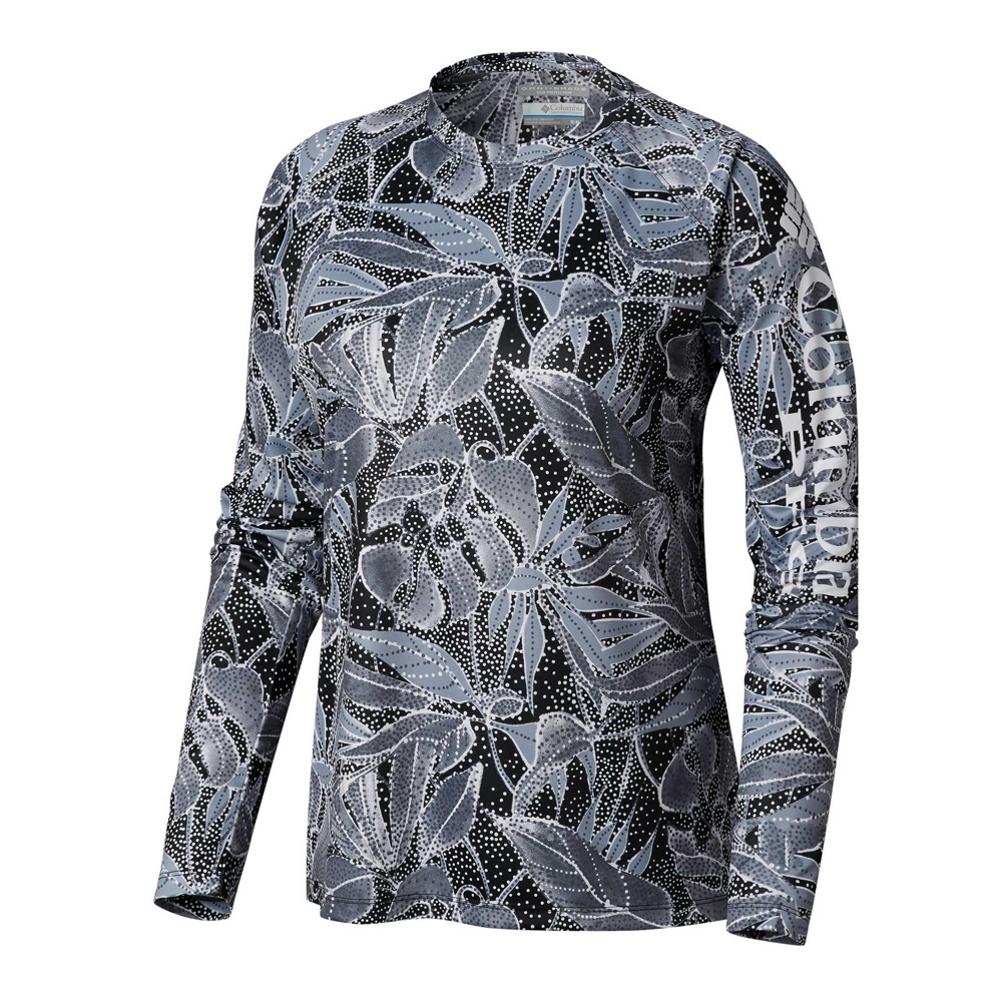 Columbia Super Tidal Long Sleeve Womens Shirt