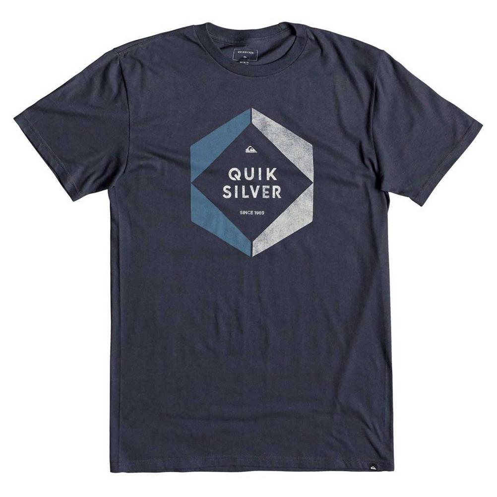 Quiksilver Hexa Logo Mens T-Shirt