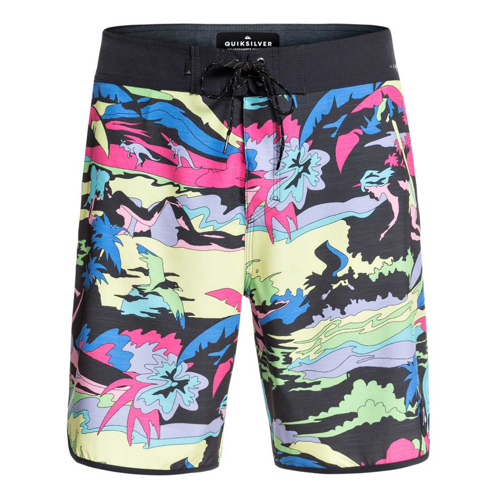 Quiksilver Highline Feelin Fine Mens Board Shorts