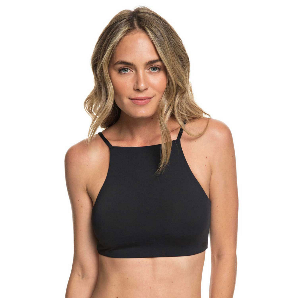Roxy SD Beach Classics Crop Bathing Suit Top