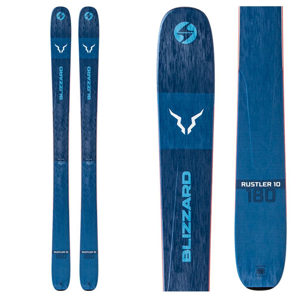 Blizzard Rustler 10 Skis 2020