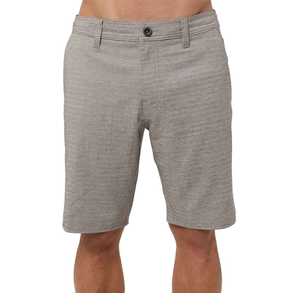 O'Neill Locked Heather Herringbone Mens Hybrid Shorts