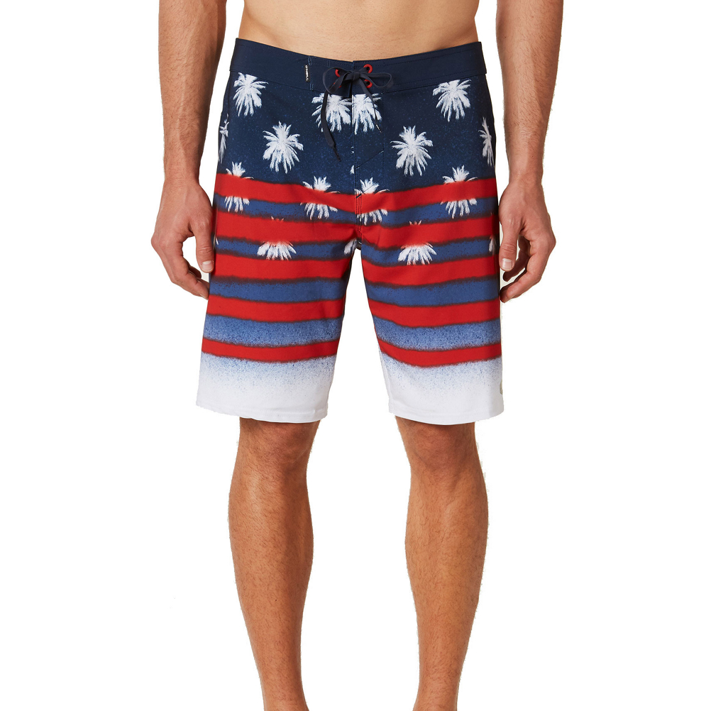 O'Neill Hyperfreak Sarfin USA Mens Board Shorts