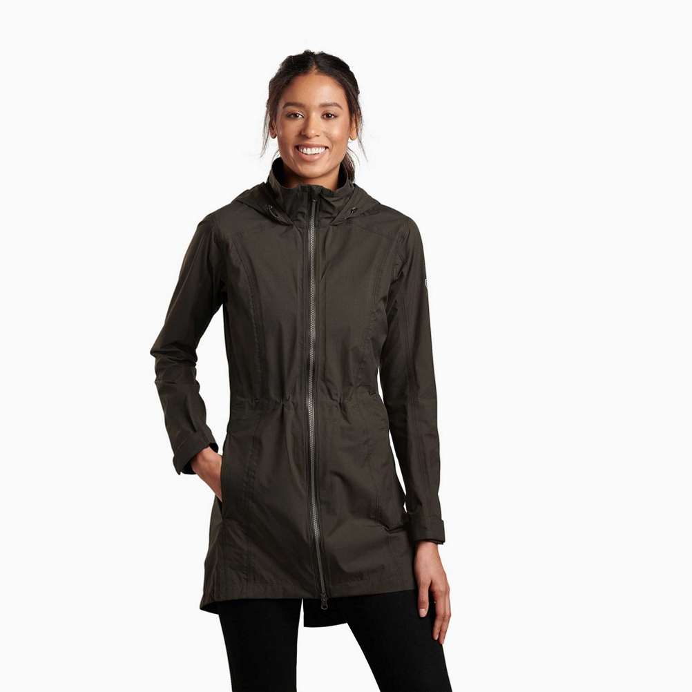 KUHL Jetstream Trench Womens Jacket