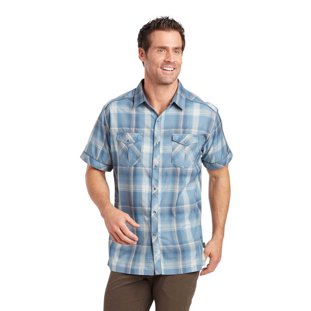 KUHL Konquer SS Mens Shirt