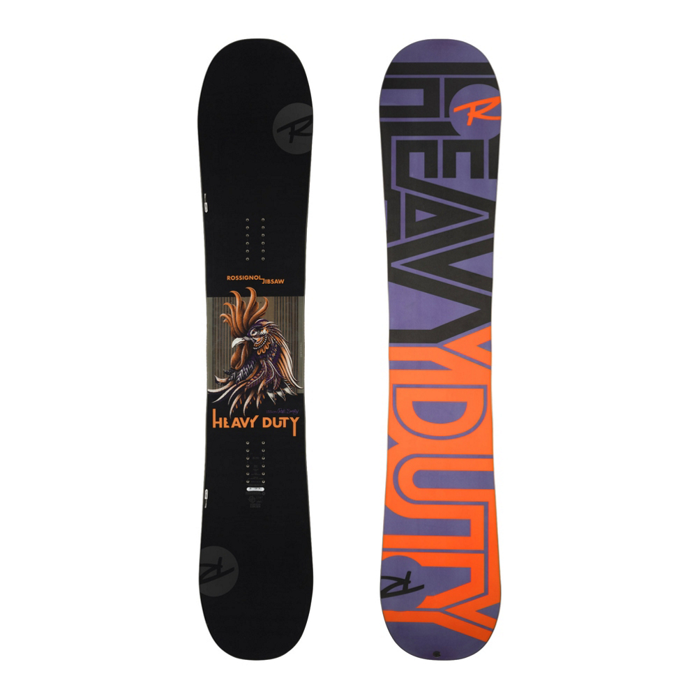 Image of Rossignol Jibsaw Heavy Duty Snowboard 2019