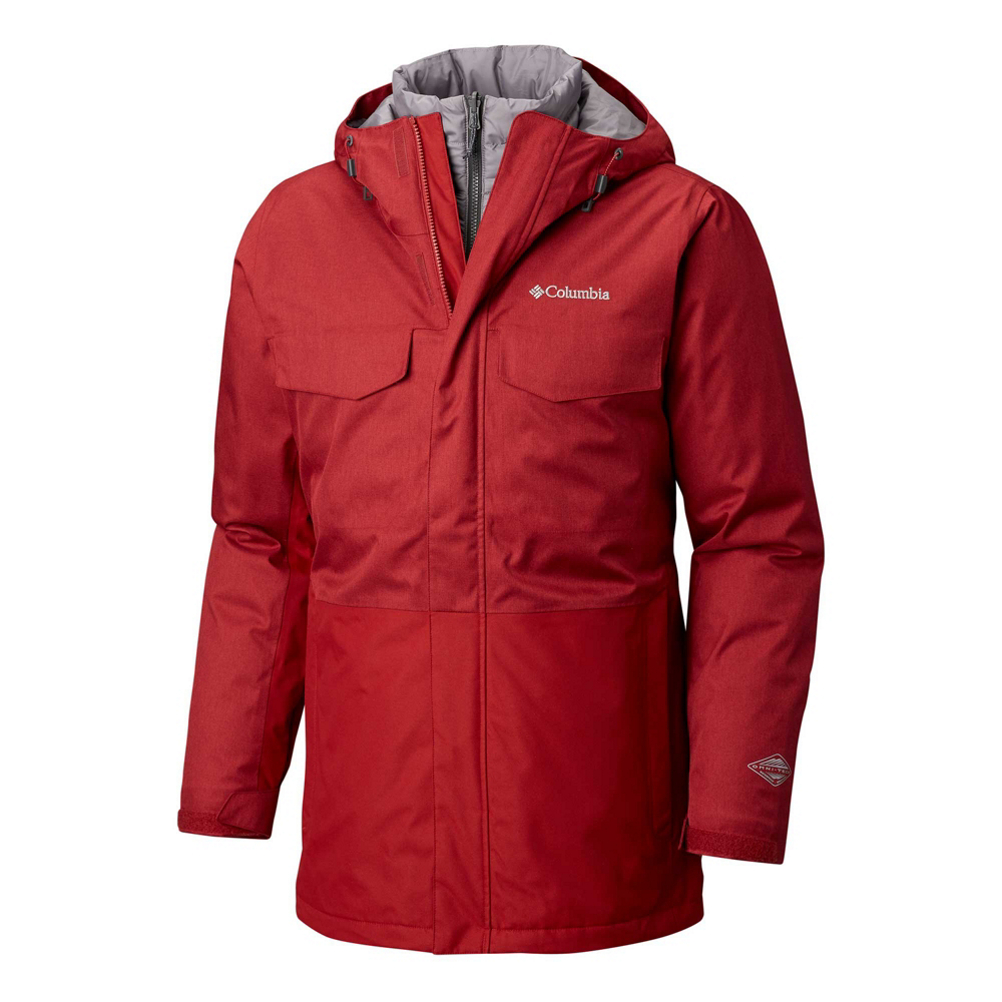 Columbia Cushman Crest IC Mens Insulated Ski Jacket