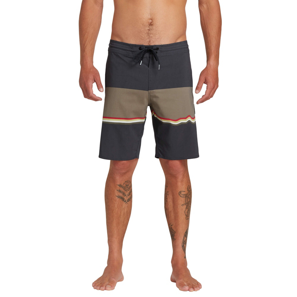 Volcom 3 Quarta Stoney Mens Board Shorts