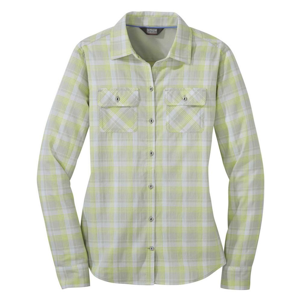 Outdoor Research Passage Long Sleeve Womens Shirt