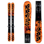 K2 Juvy Kids Skis with FDT Jr 7.0 Bindings 2020