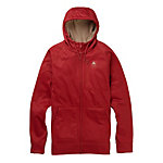Burton Crown Bonded Full Zip Mens Hoodie
