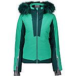 Obermeyer Malakai Faux Fur Womens Insulated Ski Jacket