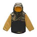 The North Face Snowquest Insulated Toddler Ski Jacket