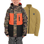 686 SMARTY 3-in-1 Boys Snowboard Jacket