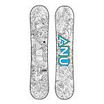 Gnu Recess Asym BTX Boys Snowboard 2020