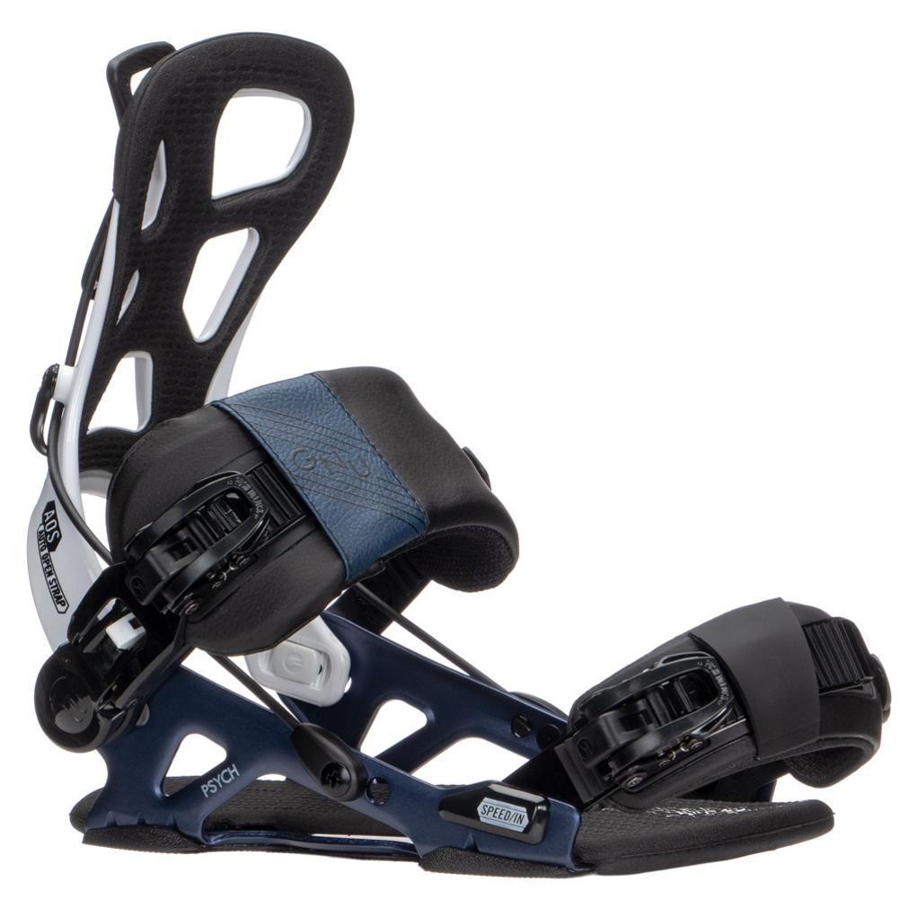 Image of Gnu Psych Snowboard Bindings