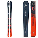 Atomic Vantage 86 TI System Skis with Warden MNC 13 Bindings 2020