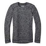 SmartWool Merino 250 Pattern Crew Womens Long Underwear Top