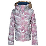 Roxy Jet Ski Faux Fur Womens Insulated Snowboard Jacket