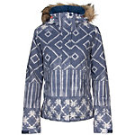 Roxy Jet Ski SE Faux Fur Womens Insulated Snowboard Jacket