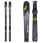 Nordica Navigator 80 CA Skis with TP2 Compact 10 FDT Bindings 2020