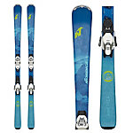 Nordica Astral 74 CA Womens Skis with TP2 Compact 10 FDT Bindings 2020