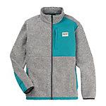 Burton Hayrider Fleece Full Zip Sweater