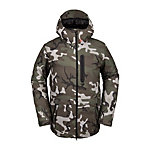 Volcom Deadly Stones Mens Insulated Snowboard Jacket