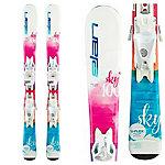 Elan Sky 7.5 Kids Skis with EL 7.5 Bindings 2020