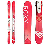 Roxy Dreamcatcher 85 Womens Skis with Roxy Lithium 10 GW by Salomon Bindings 2020